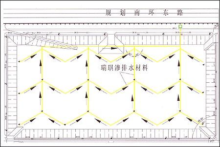 新疆奎屯市垃圾填埋场渗滤液收集工程